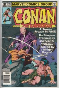 Conan the Barbarian #122 (May-81) VF/NM High-Grade Conan the Barbarian