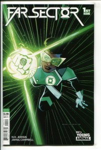 FAR SECTOR (2019 DC) #1 Cover B First Print 1st Sojourner Green Lantern NM