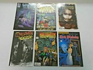 Horror Comics 13 Different Issues