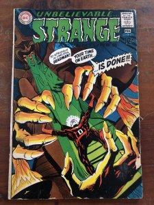 Strange Adventures #216 (1969)