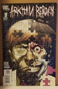 Arkham Reborn #1 (2009)