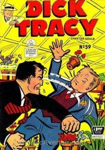 Dick Tracy (La Prensa SCL) #59 VG; La Prensa SCL | low grade comic - save on shi
