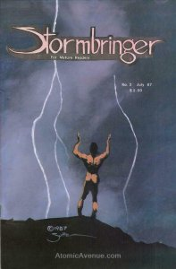 Stormbringer #2 VG; August Comics   low grade comic - save on shipping - details