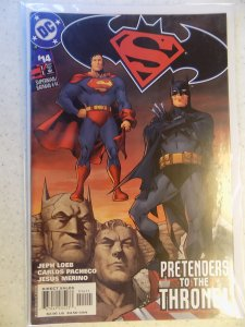 SUPERMAN BATMAN # 14