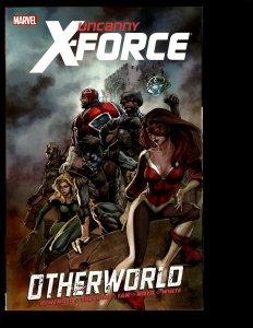 Uncanny X-Force Vol. # 5 Otherworld Marvel Comic Book TPB Graphic Novel J401