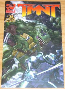 Teenage Mutant Ninja Turtles vol. 4 #32 VF/NM peter laird - TMNT - may 2014