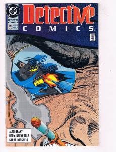 Detective Comics featuring Batman #611 DC Comic Book Robin Joker HH1