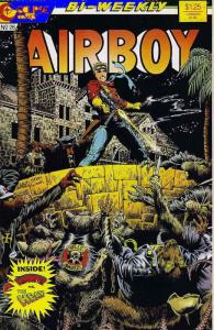 Airboy #28 VF; Eclipse | save on shipping - details inside