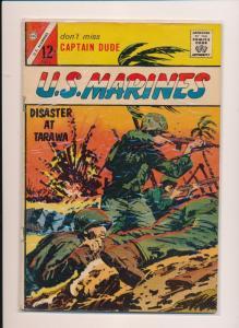 U.S. MARINES CAPTAIN DUDE #1 Disaster at Tarawa (SRU704)