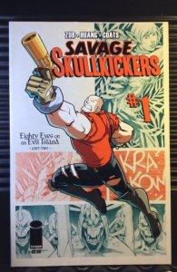Savage Skullkickers #1 (2013)
