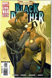 Black Panther #15  (2005) NM+