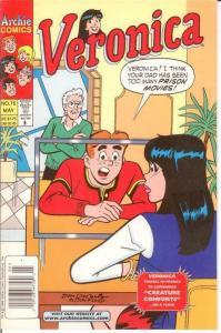 VERONICA (1989)75 VF-NM May 1998 COMICS BOOK