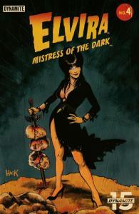 Elvira Mistress Of Dark #4 Cvr C (Dynamite, 2019) NM