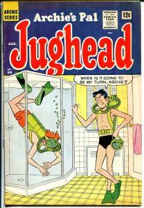 Archie's Pal Jughead #99 1963-MLJ-Betty-Veronica-bizarre skin diving cover-VG/FN