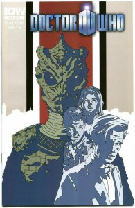 DOCTOR WHO #15, VF/NM, Variant, Tardis, Time Lord,2011, Vol 2, more DW in store