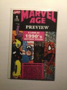 Marvel Age 1 Very fine vf 8.0 Marvel