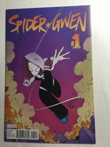 Spider-Gwen Annual 1 Variant Nm Near Mint Marvel Comics