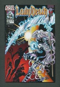 Lady Death #14 (Inferno)  /  9.8 NM-MT  /  March  1999