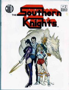 Southern Knights #2 FN; Guild   save on shipping - details inside