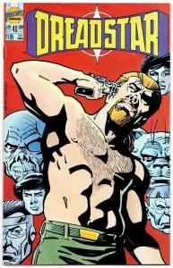Dreadstar #40 (First, 1989) FN