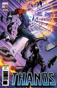 Thanos #17 / 3rd Printing Variant (Marvel, 2018) NM