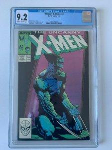 Uncanny X-Men #234 Goblin Queen - CGC 9.2