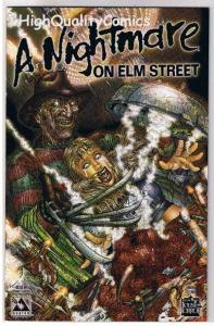 NIGHTMARE on ELM STREET #1, Special, LIMITED, 2005, NM+, more in store