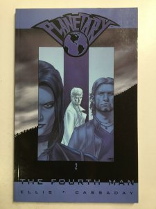 Planetary The Fourth Man Volume 2 Tpb Softcover Sc Near Mint Nm Wildstorm/DC