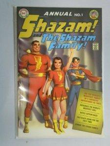Shazam! and The Shazam Family! Annual #1 (1953 Reprint) 8.0 VF (2002)
