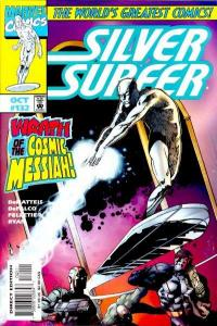 Silver Surfer (1987 series) #132, NM + (Stock photo)