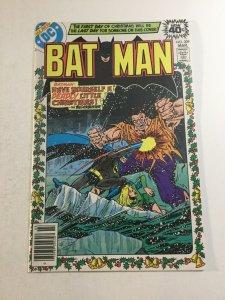 Batman 309 Vf+ Very Fine+ 8.5 DC Comics