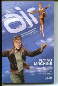 Air: Letter From Lost Countries-Vol 2-G. Willow Wilson-TPB-trade