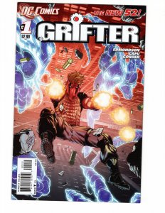 Grifter #1 (VF/NM) ID#MBX1