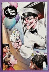 ComicTom101 ICE CREAM MAN #24 Davi Go Exclusive Trade Dress Cover (Image, 2021)!