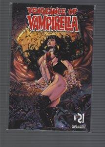 Vengeance of Vampirella #21 Bonus FOC