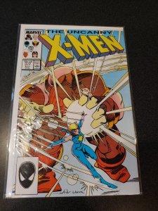 THE UNCANNY X-MEN #217