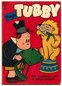 Tubby-Four Color Comics #430 1952- Dell Golden Age VG-