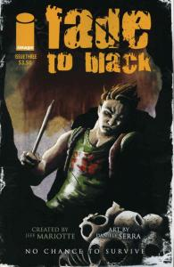 Fade To Black #3 VF/NM; Image | save on shipping - details inside