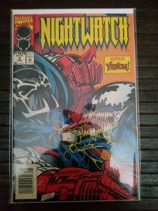 Nightwatch (Marvel) #5 1994 VF Venom app.