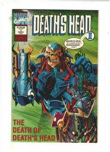 Death's Head II #1 VG/FN 5.0 Marvel UK Comics 1992