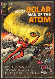 Doctor Solar, Man of the Atom #20 (1967)