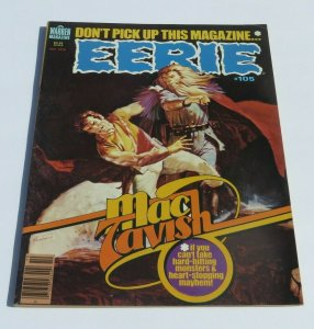 Eerie #105 VG/FN 1979 Horror Magazine Mac Tavish Monsters and Mayhem Weird