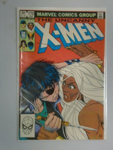 Uncanny X-Men #170 Direct edition 8.0 VF (1983 1st Series)