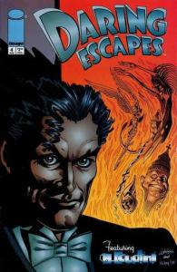 Daring Escapes #4 VF/NM; Image | save on shipping - details inside