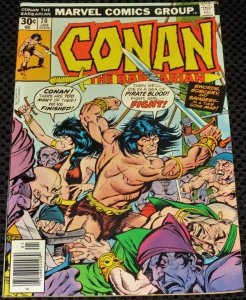 Conan the Barbarian #70 (1977)