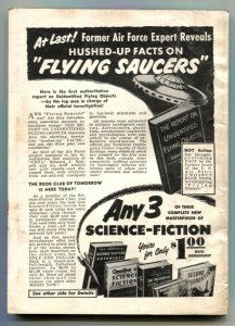 Amazing Stories November 1956- Monster Died At Dawn VG