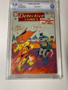 Detective Comics 325 Cbcs 9.0 ( Like Cgc ). Dc Silver Age