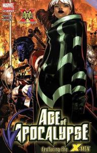 X-Men: Age of Apocalypse #4, NM + (Stock photo)