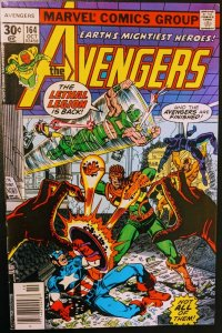 The Avengers #164. VF+ Beautiful copy!