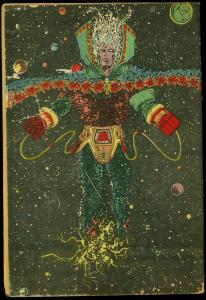 Comic Reader #164 1979- Fanzine- Star Hawks cover G